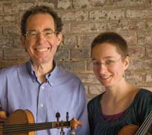 Bruce Sagan and lydia ievins